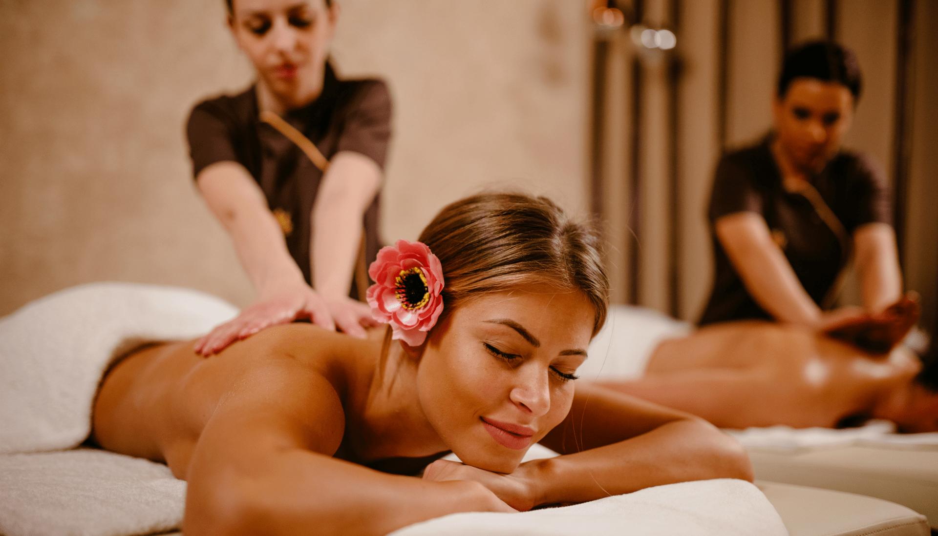 Sve vrste masaža